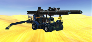 Cargo Stacker Assault Droid Stabilizers Out by mafia279