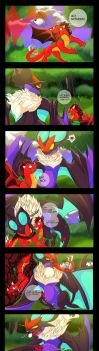 Noivern Use Swallow, It's Very Effective by PassyVoreX