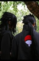 . Uchiha Brothers o1 . by Schokoschal