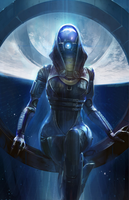 Tali's Fate by Avanguardian