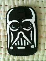 Darth Vader Mobile Case by anapeig