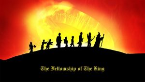 - The Fellowship of The Ring - by chain