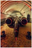 ThrustSSC by tmz99