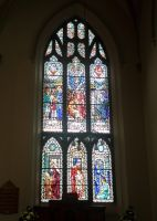 Dunfermline Abbey stained glass #6 by High-Tech-Redneck