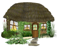 FAIRY fantasy home1 by roula33
