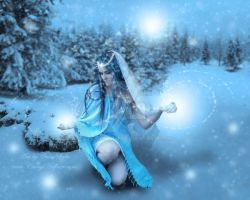She Brings The Winter by CelticStrm