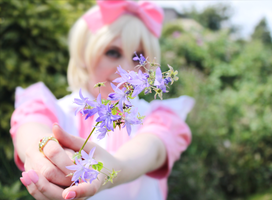 Alois In Wonderland- Bluebells by CauldronOfMischief