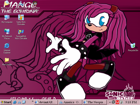 Mangie BG by dq5991