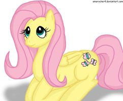 Fluttershy by Leslers