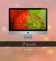 Delectable -Wallpaper Pack- by CayaStrife