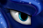Princess Luna by everypone