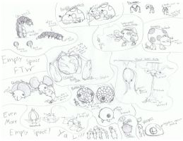 pikmin 3 ideas-enemies by KingKirbyThe3rd