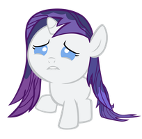 Sad Wawity by Bronyboy