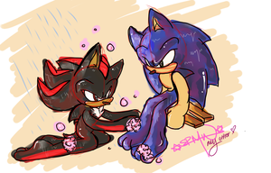 My Other- Doodle by SonadowRoxmyWorld