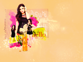 Collage Lucy Hale by theskyinside