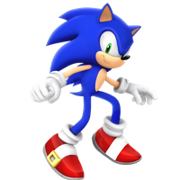 Legacy Sonic The Hedgehog Render by Nibroc-Rock