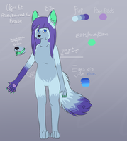 Chizu Kit Reference Sheet by C-H-I-Z-U