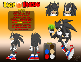 Rage - REFERENCE SHEET :CM: by WhiteFire-Inc