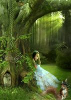 The Enchanted Wood by Ellyevans679
