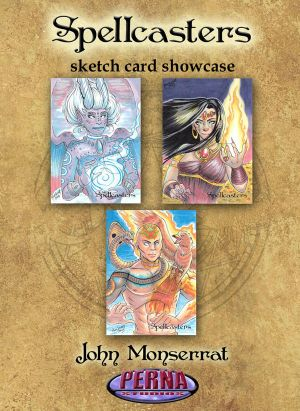 John Monserrat Showcase - Spellcasters