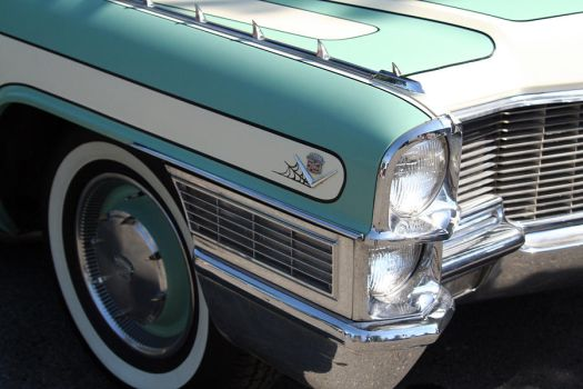 One Sharp Cadillac by indigohippie