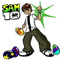Ben10 Easter 2.0 by Sugarsop