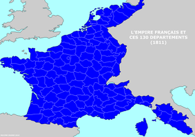 French Empire (1811) by Maxime-Jeanne