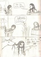Thorin's New Groove by Hasami-hime