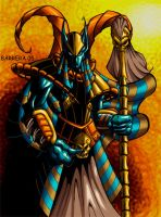 ANUBIS COLOR by TOCHE