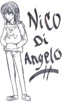 PJatO: Nico di Angelo by glompmaster