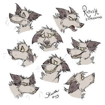 Rupesh - Expressions by Skailla