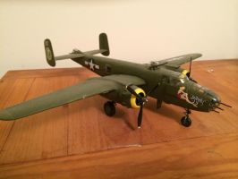 B-25 by ConserveCausality