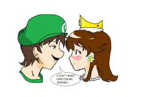 If You Know What I'm Saying... by 12luigi