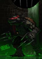 Sewer Mutant! by MightyMoose