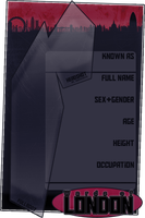 Wards of London // app template for ghouls by PrinceYapi