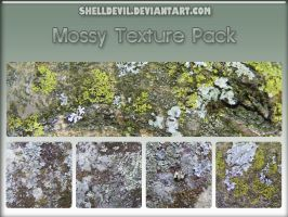 Mossy Texture Pack by shelldevil