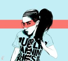 Lady Sovereign by THE-SEXY-BEAST