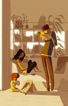 One for each by PascalCampion
