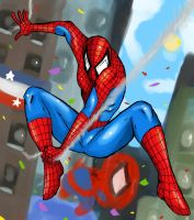 Spiderman by ss2sonic