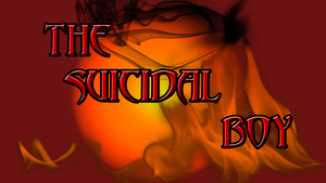 The Suicidal Boy by Miktik