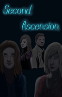 Second Ascension Fanfic Cover by Azafreal
