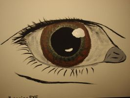 The all-seeing EYE by HatFoxProductions