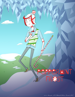 Peppermint Frost by UndeadInBed