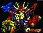 SD Gundam Tryon3 by lun616