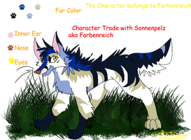 Character Trade again by JB-Pawstep