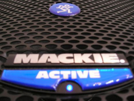 Mackie Active by dragonslayer777