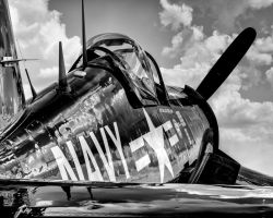 Corsair by aviationbuff
