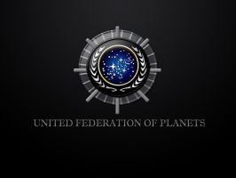 United Federation of Planets Wallpaper by 4everSabi