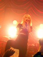 Paramore Live at the NorVa by AutumnMayhem2010