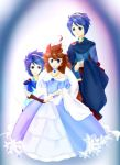 Lowell Family by Angelic-Blossoms